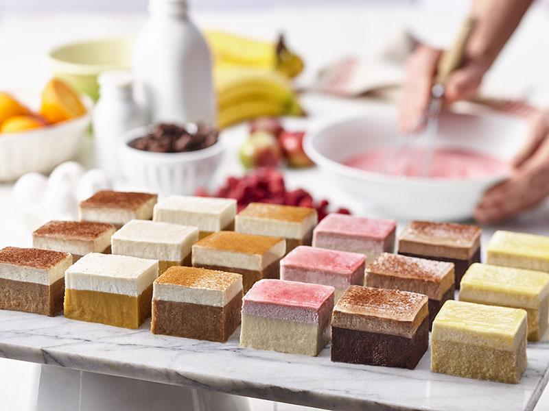 Technologie desserts gâteaux