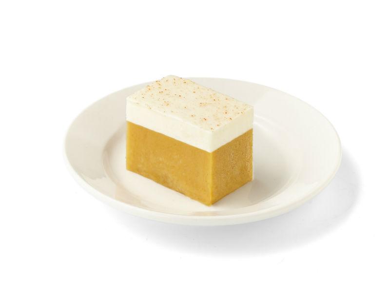 Gâteau aux carottes et crème au fromage